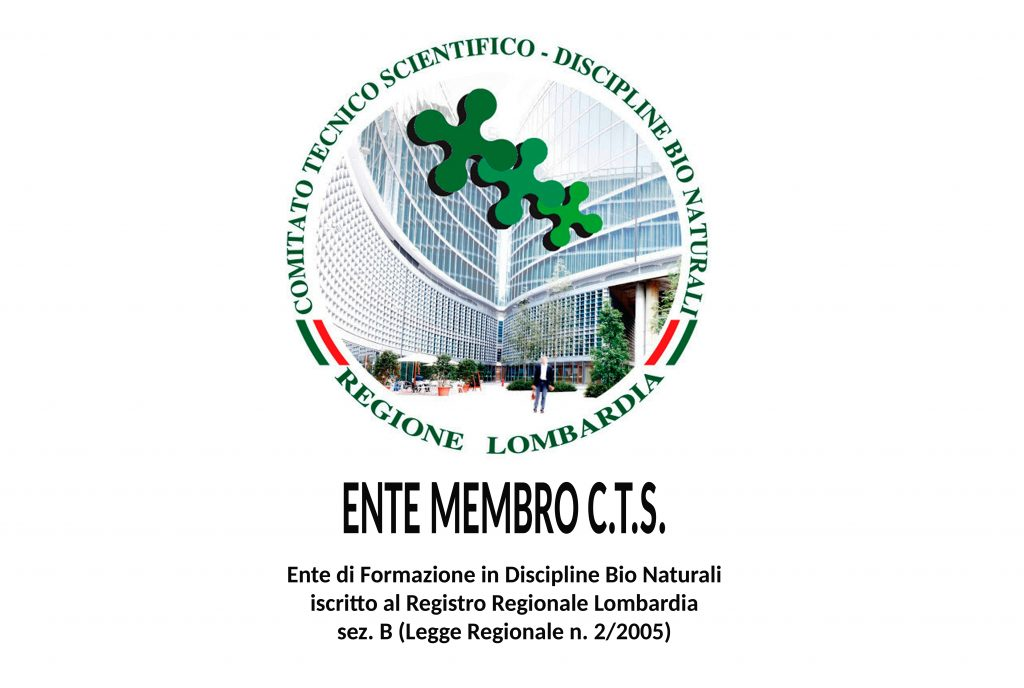 Riconoscimenti CAAM Ente Membro CTS Lombardia per le DBN