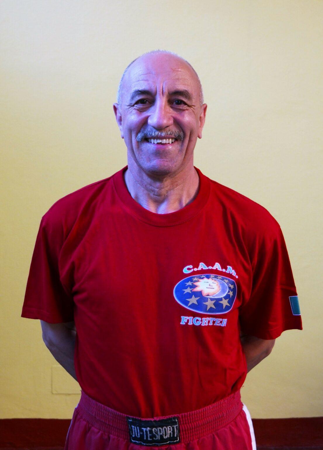 Maestro Terzulli Carmine Jeet Kune Do CAAM Fighters